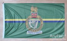QUEENS ROYAL IRISH HUSSARS  ANYFLAG RANGE - VARIOUS SIZES